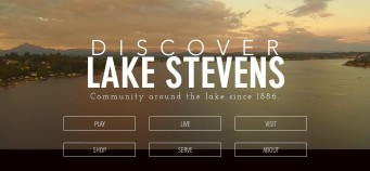 Discover Lake Stevens website pic
